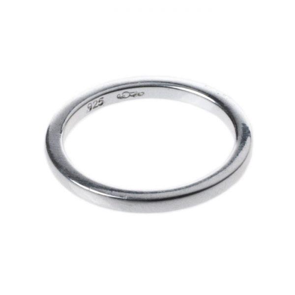 bubbles-silver-ring